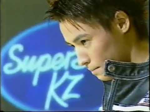 Кайрат Тунтеков победитель проекта SuperStarKz 2 сезона (2005)