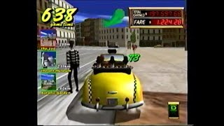 Crazy Taxi 2 - $226,980.57 in Around Apple! (possible world record?)
