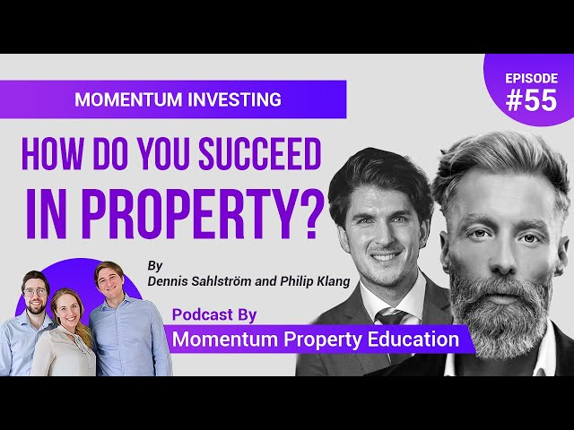 How to Build a Successful Investment Company - Dennis Sahlström and Philip Klang