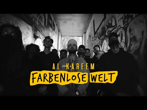 AL Kareem - Farbenlose Welt (prod. by morten) (OfficiAL Video) on YouTube
