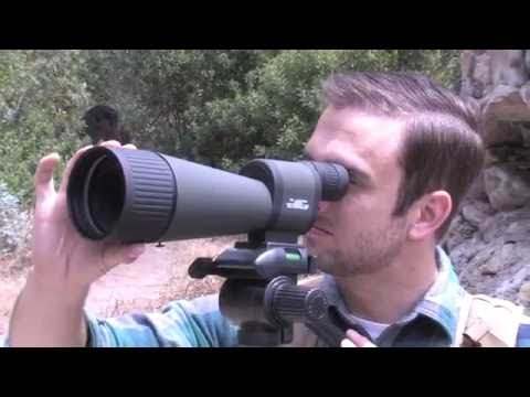 25-125x88 Benchmark Spotting Scope by Barska