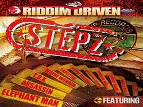 (2004) Stepz Riddim - Various Artists - DJ_JaMzZ
