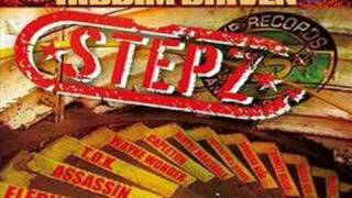 (2004) Stepz Riddim - Various Artists - DJ_JaMzZ