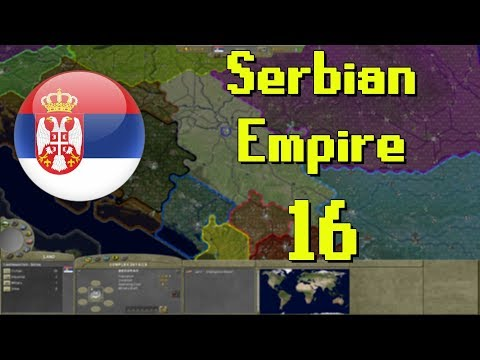 Supreme Ruler 2020 | Serbian Empire | Part 16 | Multi-Front War, Europe Hates Me HELP!@