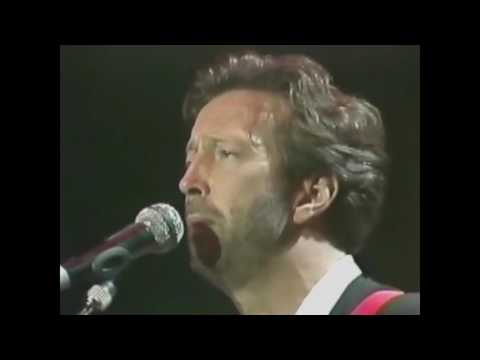 Eric Clapton - White Room (Live 1988) (Promo Only)