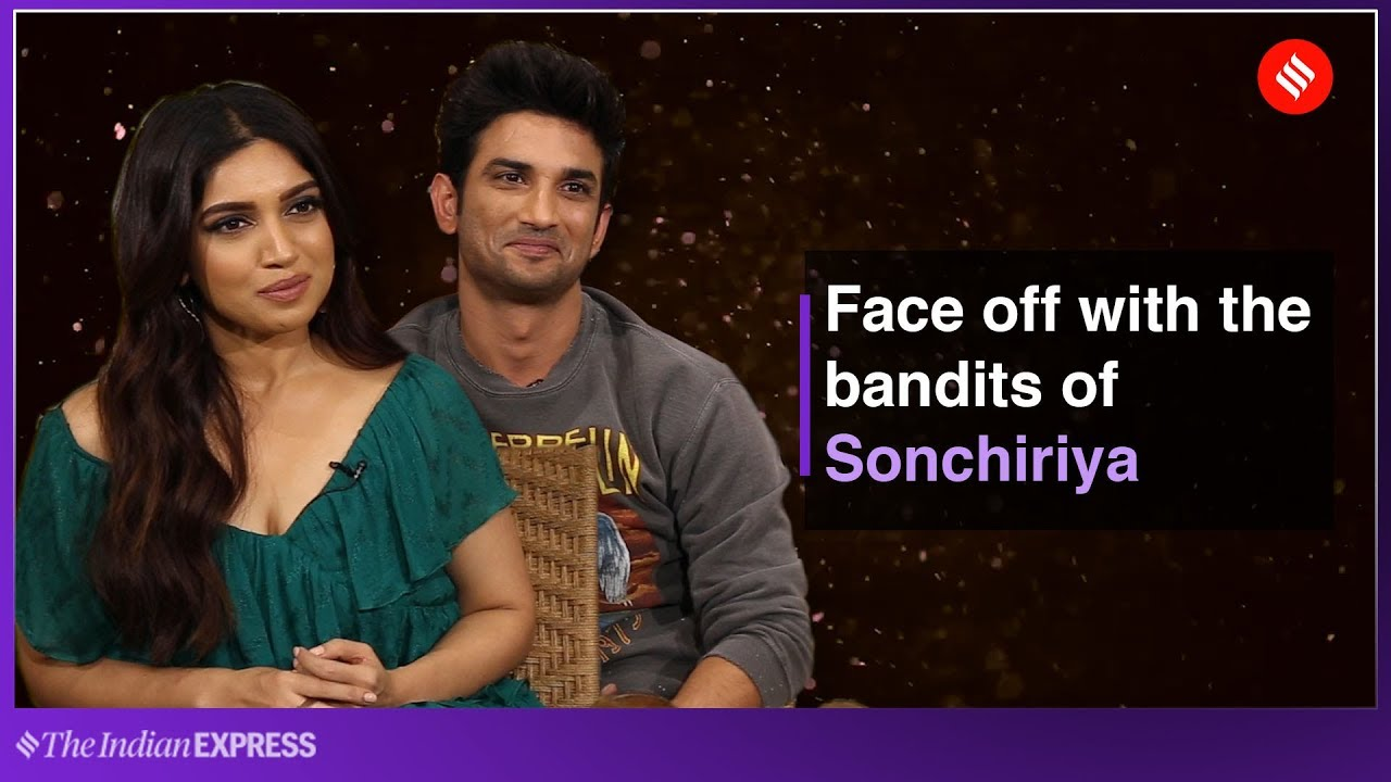 Sonchiriya Movie: Sushant Singh Rajput and Bhumi Pednekar ace the