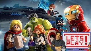 The First 20 Minutes - Lego Marvel