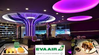 EVA Air Business Class 777 Chicago O