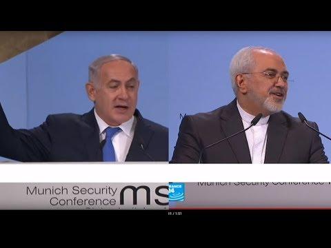 سجال بين نتانياهو وظريف في مؤتمر الأمن بميونيخ  - نشر قبل 31 دقيقة