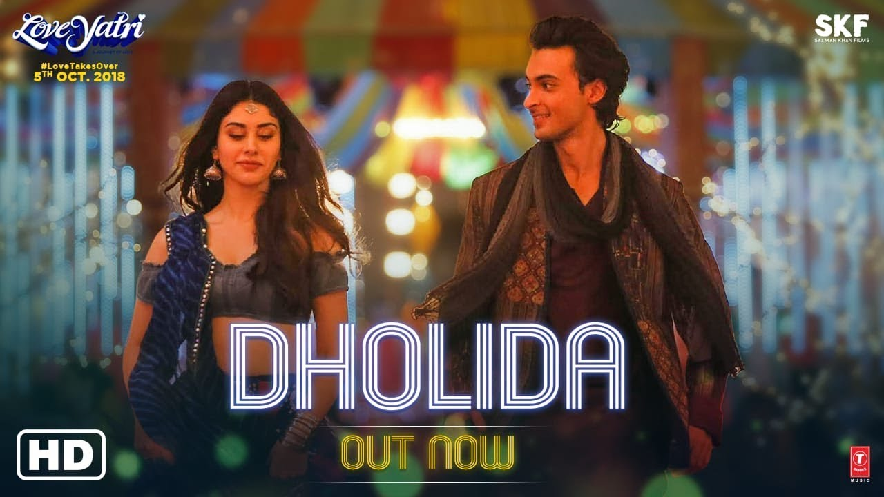 Image result for Dholida Video LOVEYATRI Aayush Sharma Warina H Neha Kakkar HD