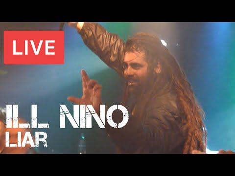 Ill Niño - Liar (featuring Spirytus) Live in [HD] @ The Garage - London 2013