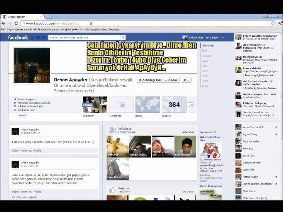 facebook hackleme ekşi sözlük