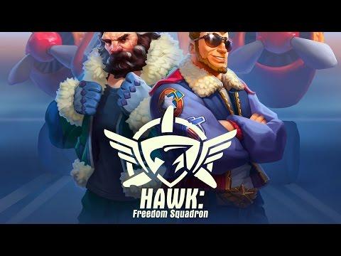 Hawk Freedom Squadron | Gameplay Walkthrough IOS