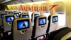 TRIP REPORT | Austrian Airlines Economy | 777-200ER | VIE-NRT [2018 INAUGURAL FLIGHT]