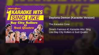 Daytona Demon (Karaoke Version)