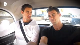 London calling: Starc, Cummins re-live the Ashes