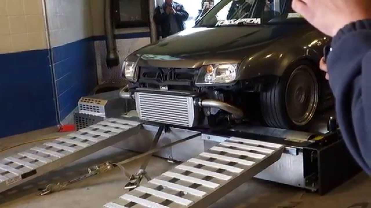 Big Turbo 1 8t Mk4 Vw Jetta Dyno