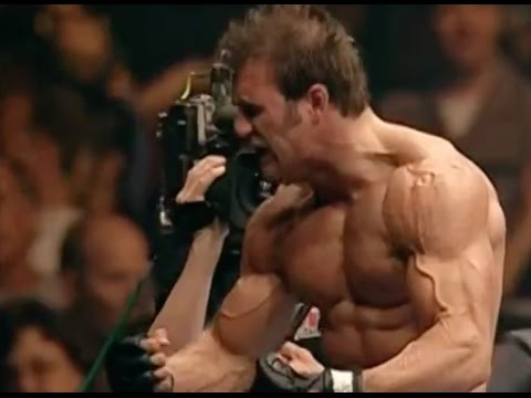 Phil Baroni Bodybuilding