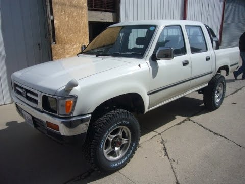 Hqdefault on 1992 Toyota Pickup 4x4