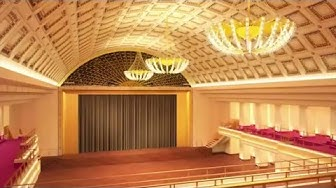 Baustelle: Bénazet-Saal im Kurhaus Baden-Baden ist bis Ende August fertig