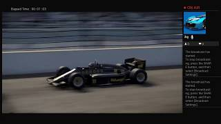 Project Cars 2: Replay of Racing A 1986 Lotus type 98T IndyCar in The Indy 500 #ThisIsMay #Indy500
