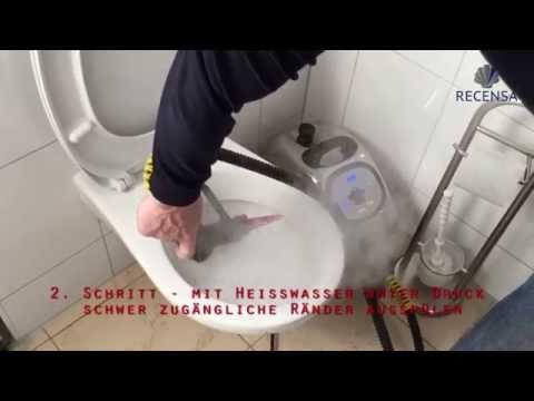Toilettenmuschel Ohne Chemie Reinigen