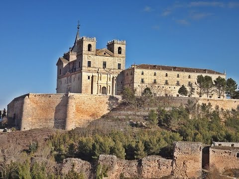 Places to see in ( Castile La Mancha - Spain ) Monastery of Ucles