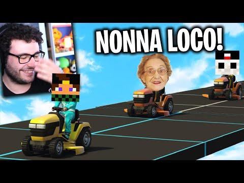GTA 5 MA LOCO fa giocare sua NONNA