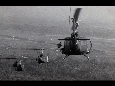 HUEY IN VIETNAM WAR