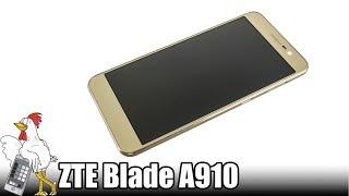 Guía del ZTE Blade A910: Cambiar pantalla completa con chasis