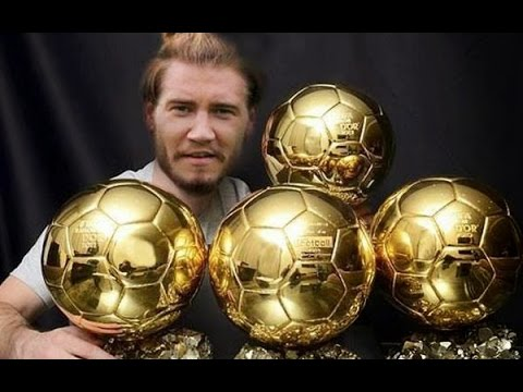 LORD Bendtner - Goals and skills