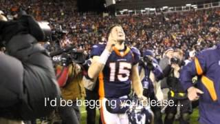 Video Tim Tebow Tribute: Down On My Knees download MP3, 3GP, MP4, WEBM, AVI, FLV Desember 2017