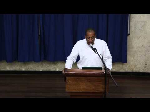 2014 Barbados CCWW A Night of Poetry and Fiction