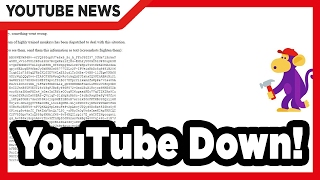 YouTube Down!