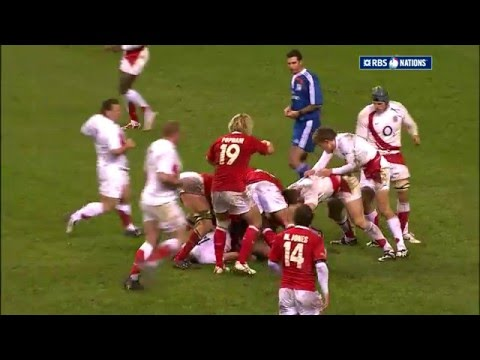 A record comeback by Wales against England in 2008 | RBS 6 Nations