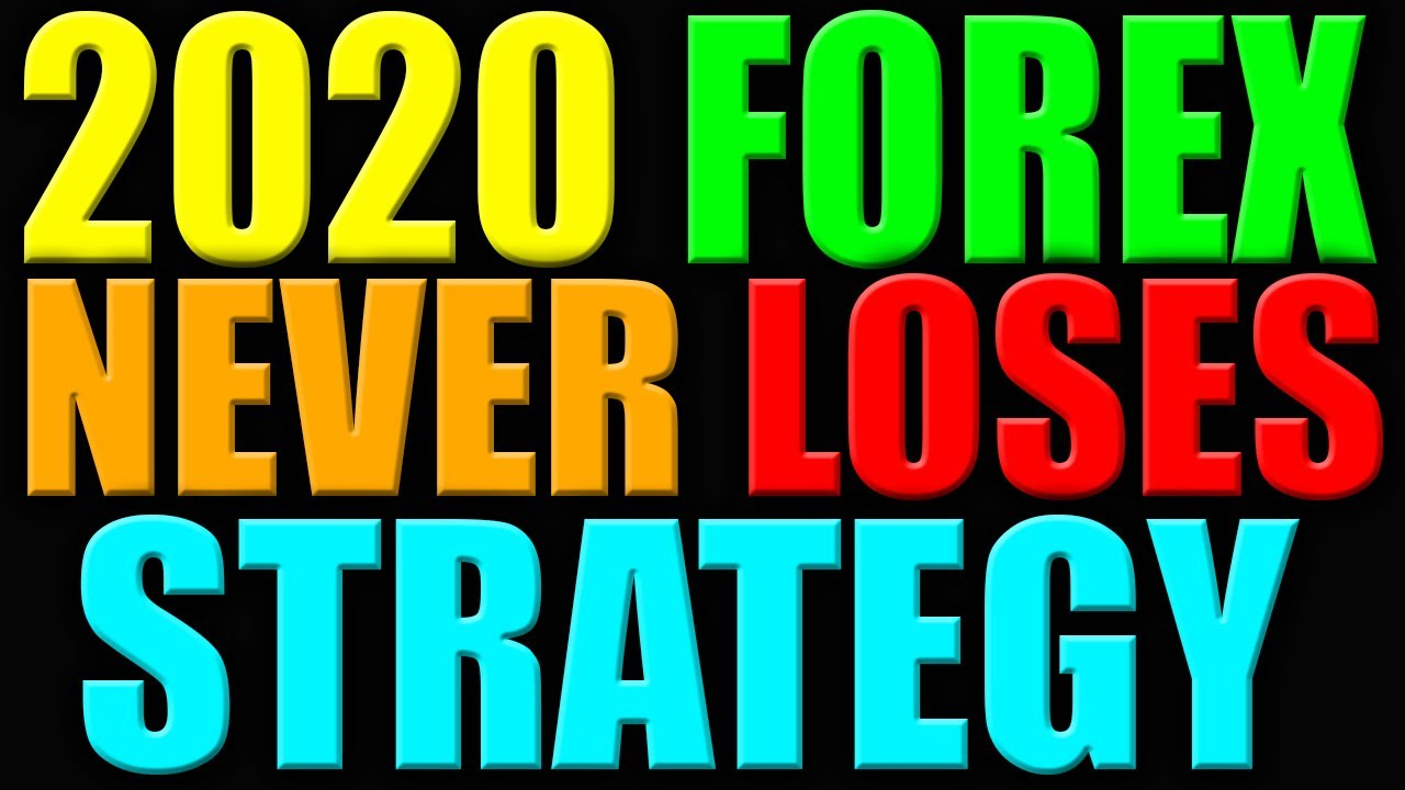 2020 Best Forex Never Loses Strategy With Analysis - Forex Trading Strategy