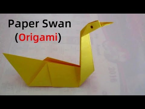 Modular Origami Swan : 11 Steps (with Pictures) - Instructables | 360x480