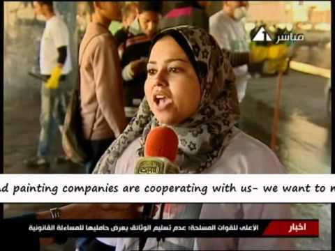 Voci dalle strade de Il Cairo nell'Egitto del post-rivoluzione