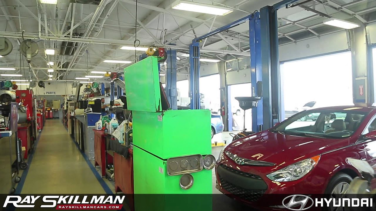 High Quality Ray Skillman Southside Hyundai   Service