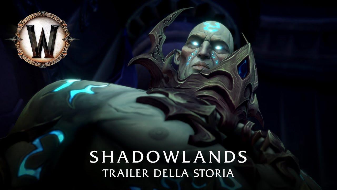 Trailer della storia di Shadowlands