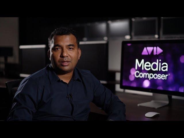 Lesson 01 - Avid Media Composer 101 Certification Tutorial