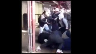 MS-13 Gangster Takes Out Rival on NYC Train Platform in AOC's District