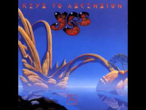 Yes - Starship Trooper (Live at SLO) Part 1 - Life Seeker/Disillusion