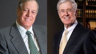 Buying iPhones Helps Koch Brothers War on America