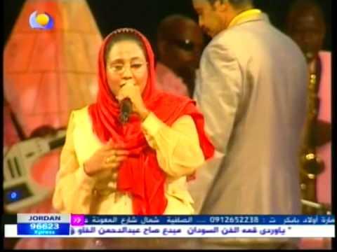 الحنين يا فؤادى الحان و غناء Mohamed Wardi اداء امال النور