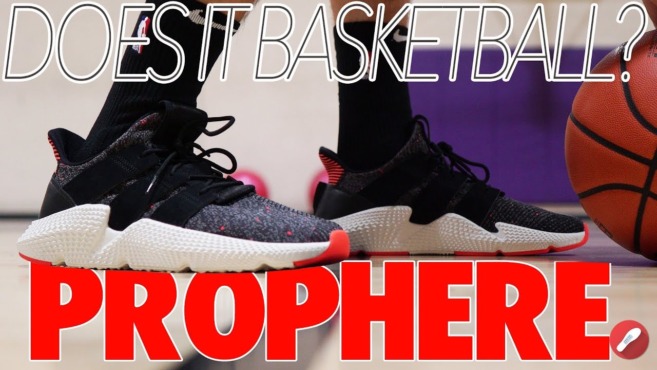 21a6240ed1d5 Does It Basketball   Adidas Prophere! - YouTube