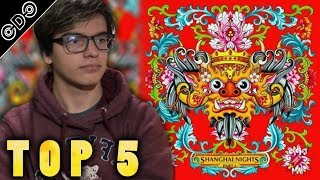 "Top 5 Tracks de ""Barong Family: Shangai Nights, Pt 1"" - CDC Vlog (DJ / Producer)"