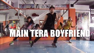 Main Tera Boyfriend Dance | Raabta | Choreography By Suraj Bhujel