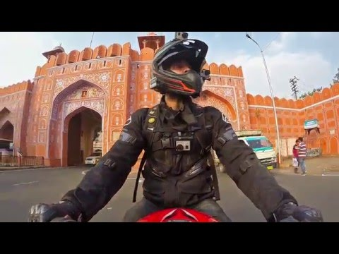 #BetterRide: Alex and Sundeep on their motorcycle adventure in India