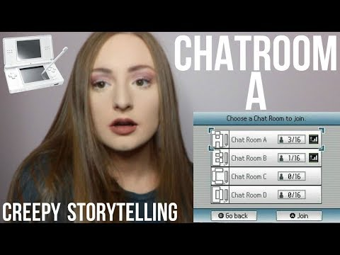 Chatroom A - Creepy Story